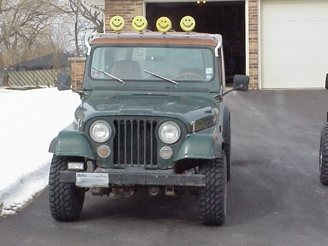 1983 Jeep CJ-7 Renegade