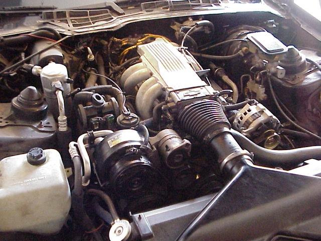 My L98 350ci TPI SBC, pre-juice