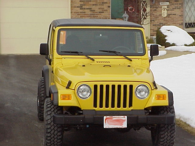 00 Jeep Wrangler TJ